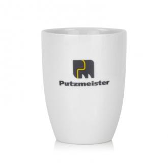 Kaffeebecher Odense in Weiss