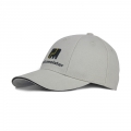 Baseball cap in grey