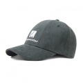 Baseball Cap in anthracite