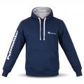 Contrast Hoodie Navy/Sport Grey XL